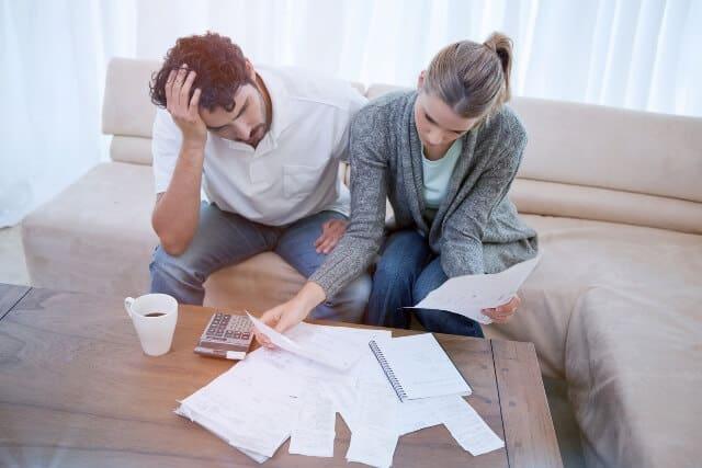 דירוג אשראי שלילי מונע קבלת הלוואה